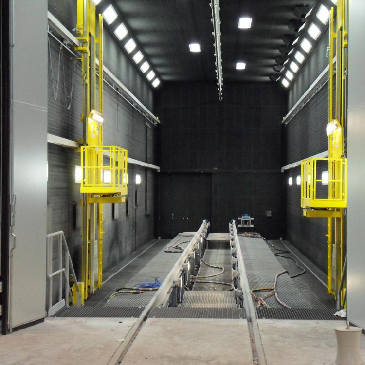 Durst Lackieranlagen – Strahlen- und Pulverbeschichtung