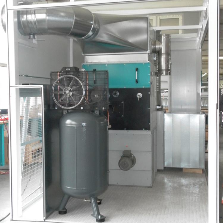 Durst Lackieranlagen – Airsec Vario