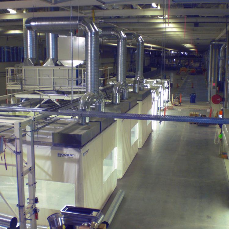 Durst Technologiezentrum